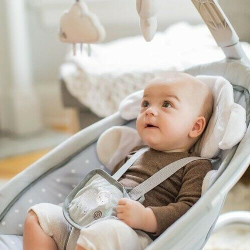 Infant Swing Bouncer Seat Sleeper