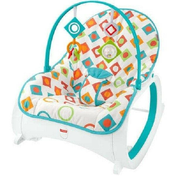 Infant Baby Swing Bouncer Rocking Seat Chair Sit