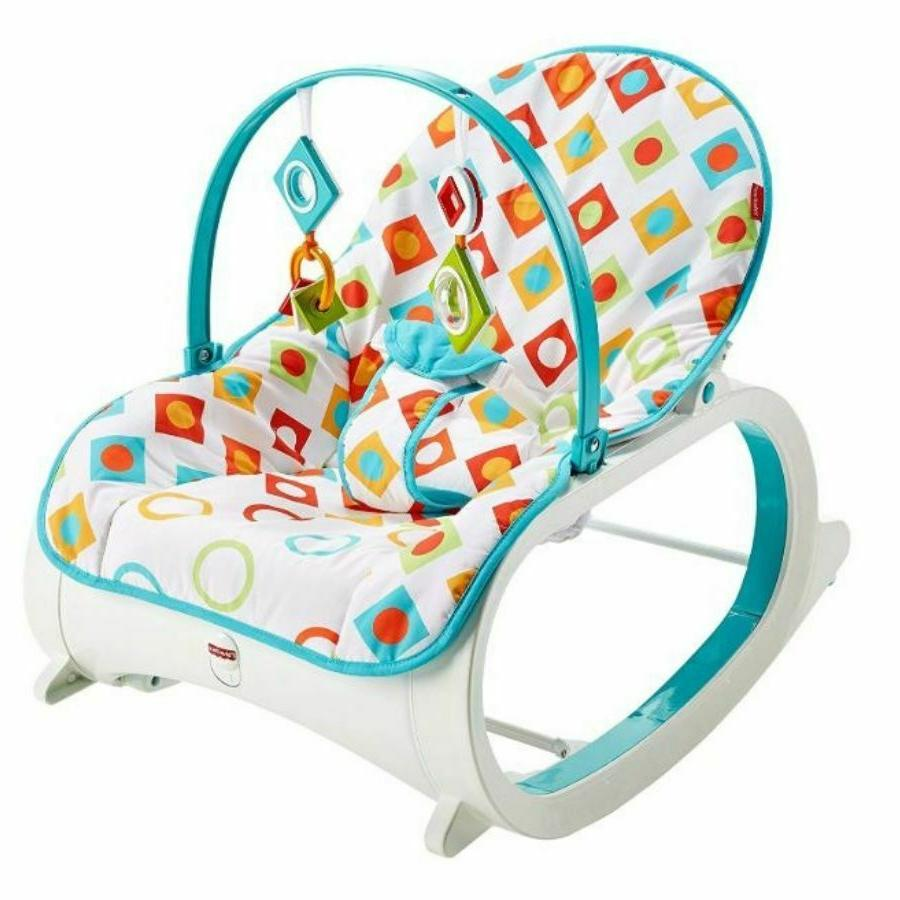Infant Baby Rocking Sleeper Chair