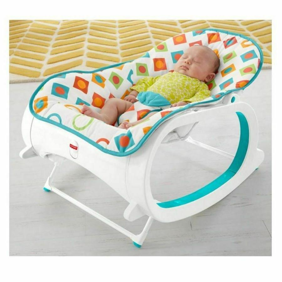 Infant Swing Bouncer Child Rocking Sleeper Chair