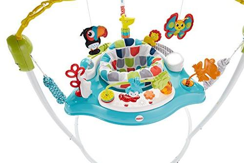 Fisher-Price Color Activity Jumper for Baby