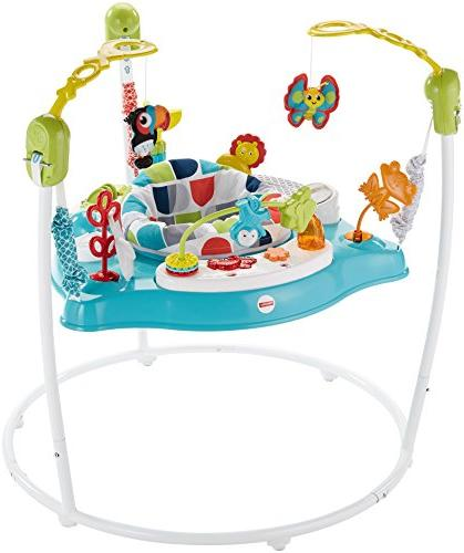 Fisher-Price Color Climbers Activity Jumper