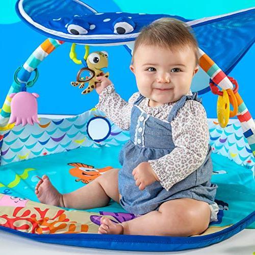 Disney Baby Mr. Ocean Gym