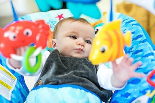 Baby Neptune & Bouncer