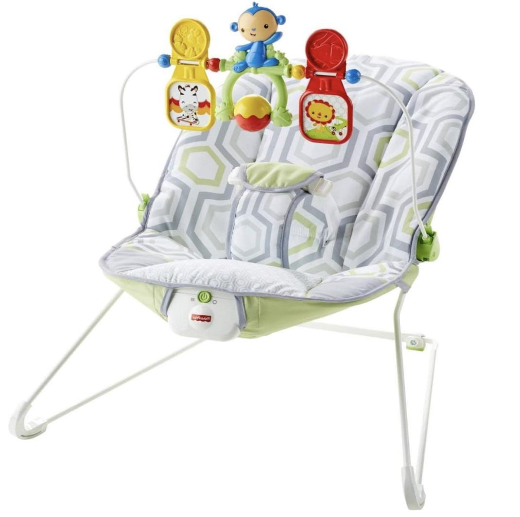 new baby jumpers and bouncer fisher price
