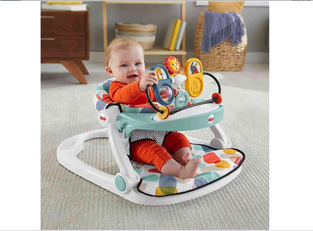 New Fisher-Price Toddler