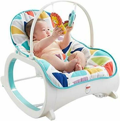 new infant to toddler bouncer for newborn