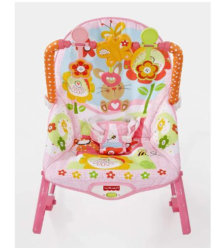 New Vibrating Chair Sleeper Bouncer For Newborn Baby Seat