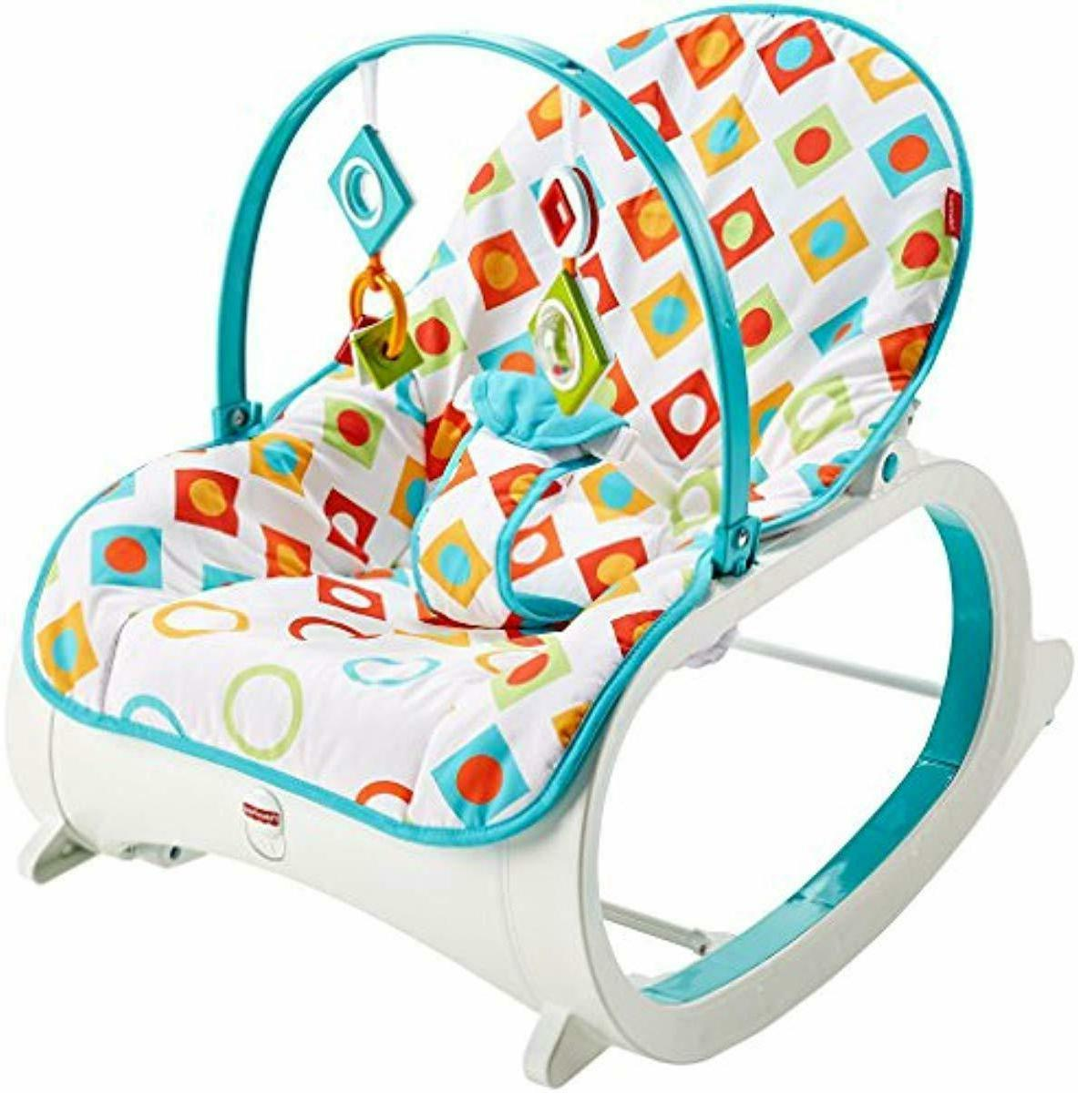 baby boy bouncer rocker chair seat newborn