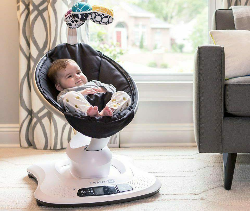 NEW 4Moms Mamaroo 4 Infant Seat Bouncer Swing