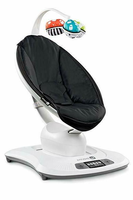 new mamaroo 4 infant reclining seat rocker