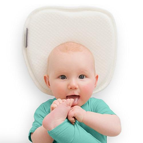 pillow prevent flat head plagiocephaly