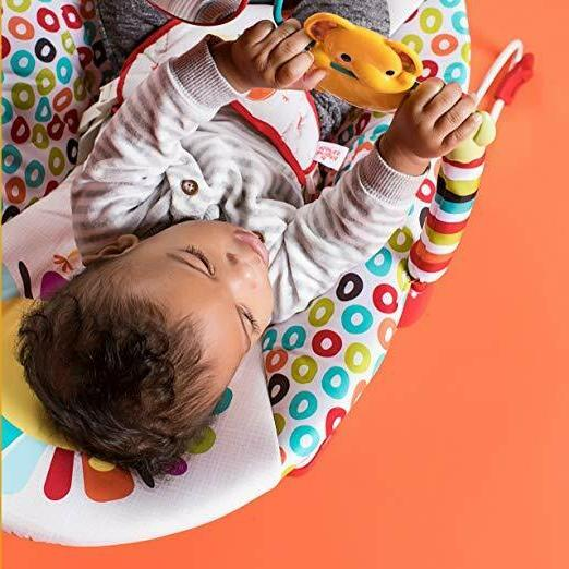 Bright baby Bouncer infant seat