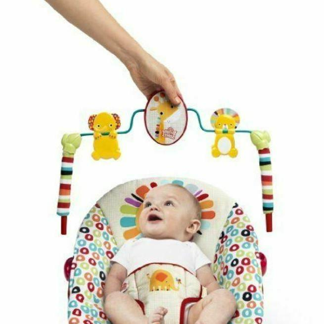 Bright Bouncer Seat relax toy