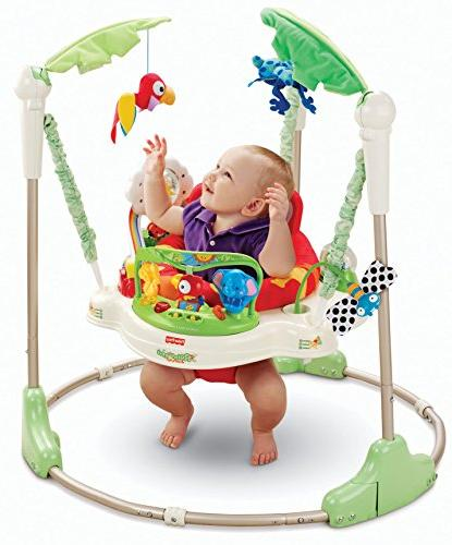 Fisher-Price Rainforest Jumperoo, ea