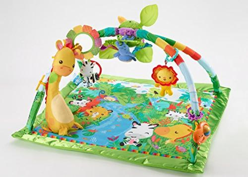 Fisher-Price Rainforest & Lights