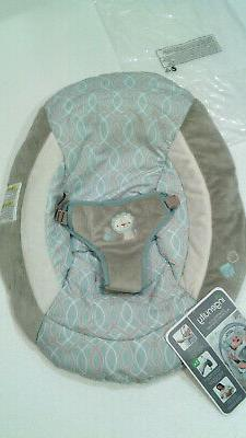 REPLACEMENT INGENUITY SEAT COVER FOR SMARTBOUNCE BABY INFANT