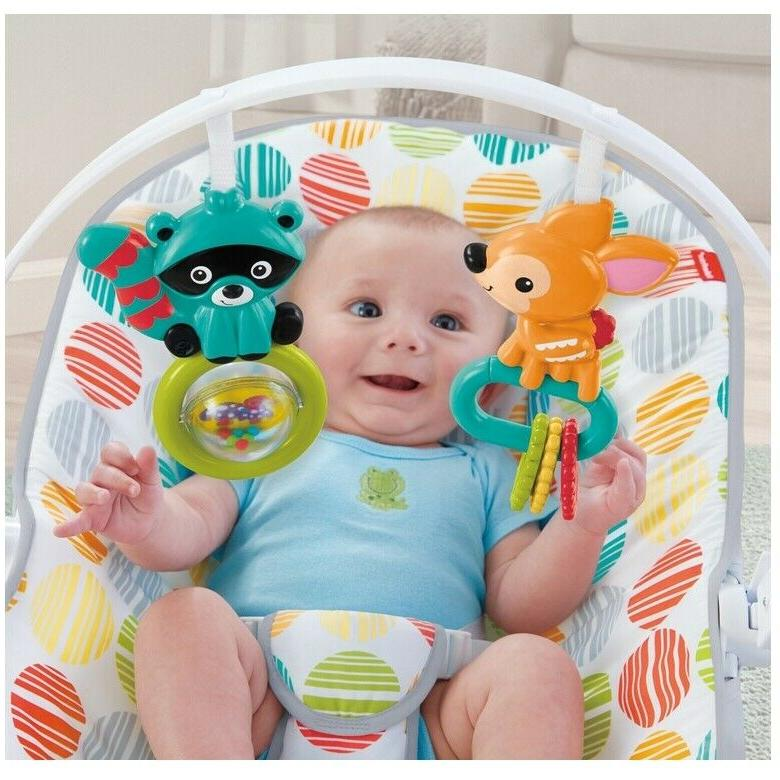 Baby Rocker Boy Girl Seat Newborn Toddler