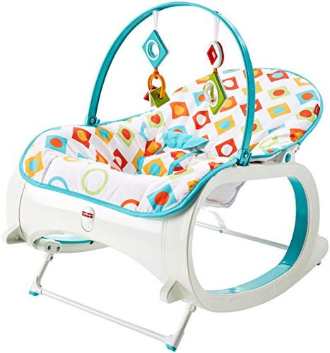 Vibrating Chair Toddler Fisher New Toy