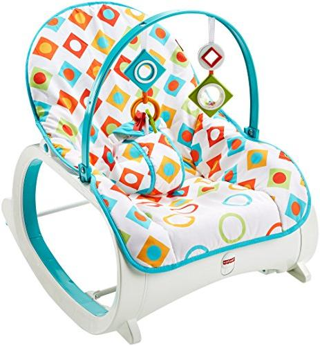 Rocker Bouncer Swing Vibrating Chair Toddler Toy