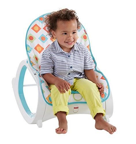 Rocker Swing Vibrating Toddler Toy