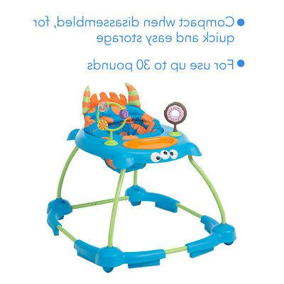 Cosco Steps Baby Walker, Tooth