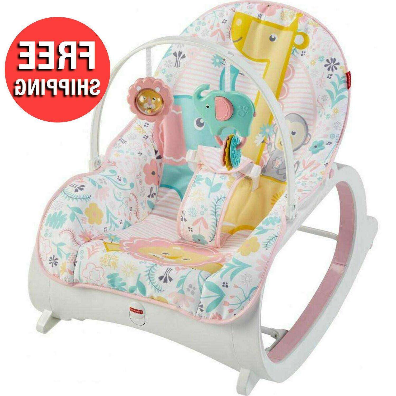 toddler rocker bouncer seat chair