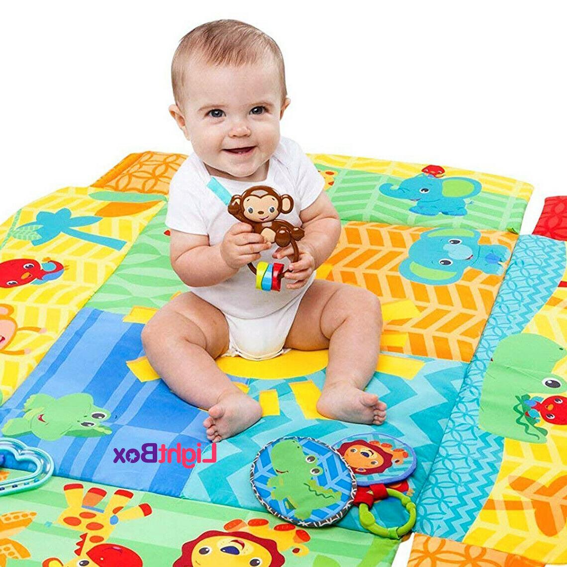 Toy Baby Crib Educational Travel for N