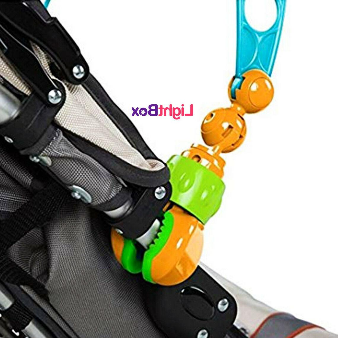 Toy Baby Stroller Crib Activity Educational Travel for Play