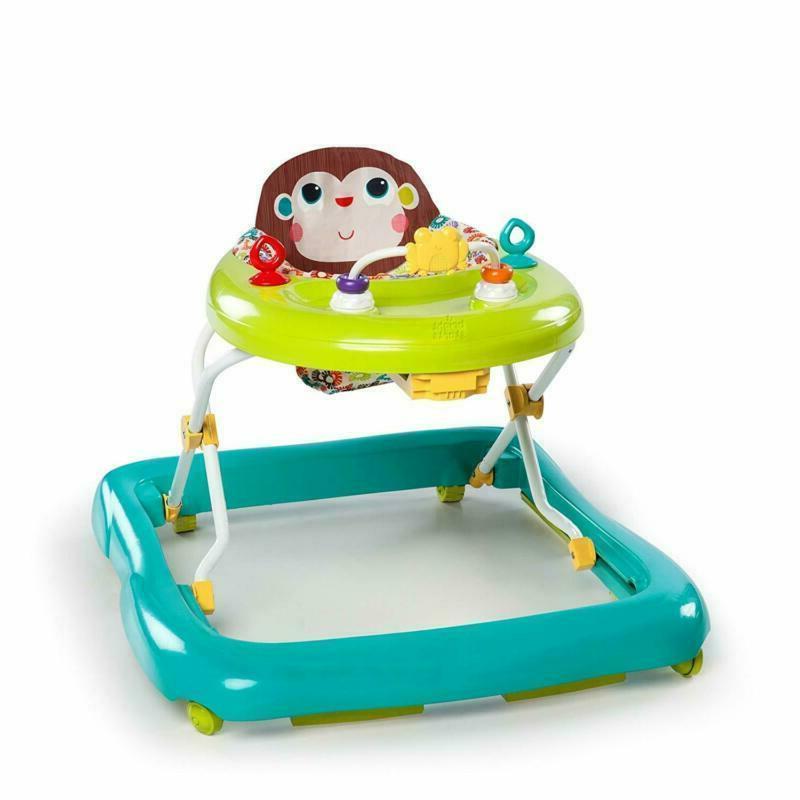 Walker Activity Assistant Jumper Baby Seat Green