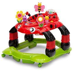 Delta Children Lil' Play Station 4-in-1 Activity Walker | Ro