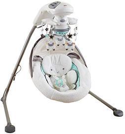 New Fisher-Price My Little Lamb Cradle 'n Swing Model:189009