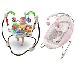 Ap Exit 9 My Little Sweetie Deluxe Bouncer comes with Luv U
