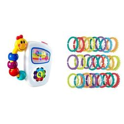 Bright Starts Lots of Links Accessory and Baby Einstein Take