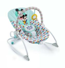Disney Mickey Mouse Baby, Infant & Toddler Bouncer Seat, Kid