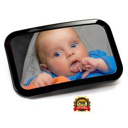 PINOPRIDE Baby Mirror - Baby Car Mirror - Rear View Car Back