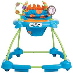 Monster Syd Interactive Baby Walker, Silly Sweet Tooth Monst