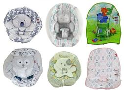 NEW~ Fisher Price BABY BOUNCER Replacement Seat Pad Cover Cu