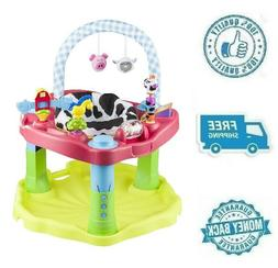 New Baby Jumper Bouncer Exerciser Exersaucer Bounce Child Le