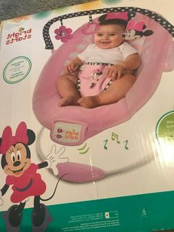 NEW Disney Baby Minnie Mouse Bouncer Seat -  Cradling Seat,