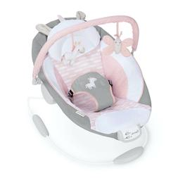 NEW! Ingenuity Cradling Bouncer - Flora - Ultra-Plush Seat