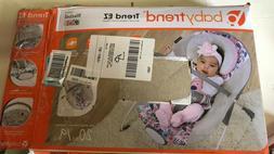 NEW! Baby Trend Trend EZ Bouncer,Bluebell Multi