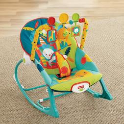 newborn infant toddler rocking bunting swing bouncer