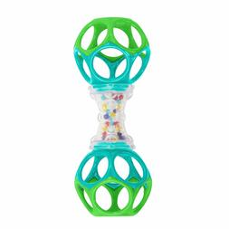 Baby Toys - Bright Starts Oball Shaker Rattle Toy, Ages Newb