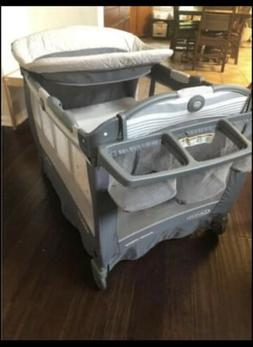 graco pack n play bassinet With Bouncer