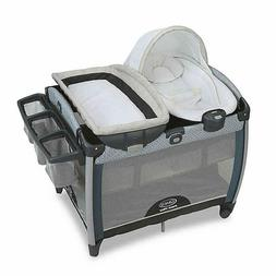 Graco Pack 'n Play Playard Baby Crib Quick Connect Portable