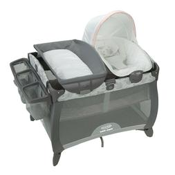 Graco Pack 'n Play Quick Connect Portable Napper Deluxe with