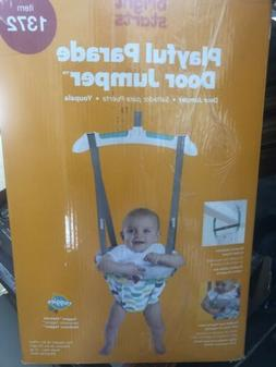 Bright Starts Playful Parade Doorway Door Jumper Baby Bounce
