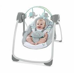 Baby Bouncer Swing Bassinet Infant Girl Seat Sleep Nursery F