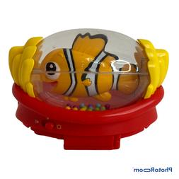 🍊 BABY EINSTEIN REPLACEMENT FISH SPINNER LIGHT UP FOR BOU
